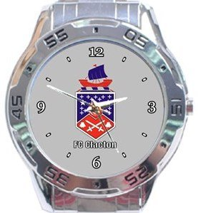 FC Clacton Analogue Watch