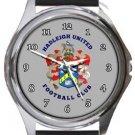 Hadleigh United FC Round Metal Watch