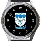 Stansted FC Round Metal Watch