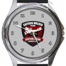 Saffron Walden Town FC Round Metal Watch