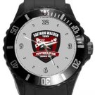Saffron Walden Town FC Plastic Sport Watch In Black
