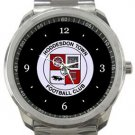 Hoddesdon Town FC Sport Metal Watch