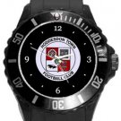 Hoddesdon Town FC Plastic Sport Watch In Black