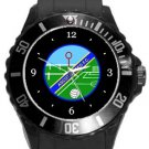 Ascot United FC Plastic Sport Watch In Black