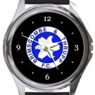 Brimscombe & Thrupp FC Round Metal Watch