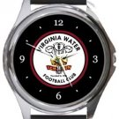 Virginia Water FC Round Metal Watch