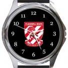 Flackwell Heath FC Round Metal Watch