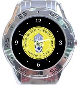 Royal Wootton Basset Town FC Analogue Watch