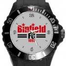 Binfield FC Plastic Sport Watch In Black