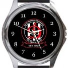 Shepshed Dynamo FC Round Metal Watch