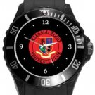 Walsall Wood FC Plastic Sport Watch In Black