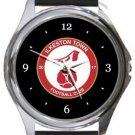 Ilkeston Town FC Round Metal Watch