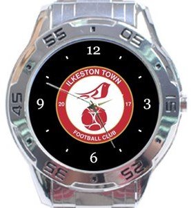 Ilkeston Town FC Analogue Watch