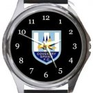 Coventry Sphinx FC Round Metal Watch