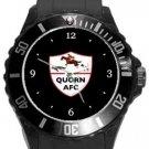 Quorn AFC Plastic Sport Watch In Black