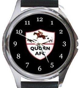 Quorn AFC Round Metal Watch