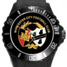 Worcester City FC Plastic Sport Watch In Black