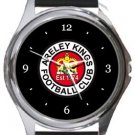 Areley Kings FC Round Metal Watch