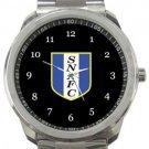 South Normanton Athletic FC Sport Metal Watch