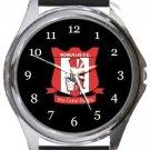 Romulus FC Round Metal Watch