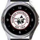Dunkirk FC Round Metal Watch