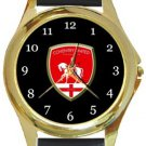 Coventry United FC Gold Metal Watch