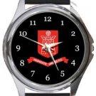 Highgate United FC Round Metal Watch