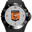 Wolves Sporting CFC Plastic Sport Watch In Black