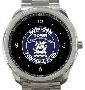 Runcorn Town FC Sport Metal Watch