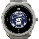 Runcorn Town FC Sport Metal Watch