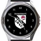 Charnock Richard FC Round Metal Watch