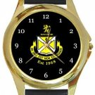 Ashton Athletic FC Gold Metal Watch