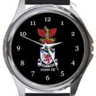 Irlam FC Round Metal Watch