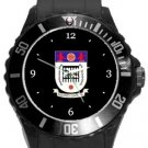 Squires Gate FC Plastic Sport Watch In Black