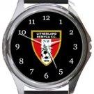 Litherland Remyca FC Round Metal Watch