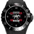 Whitchurch Alport FC Plastic Sport Watch In Black
