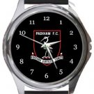 Padiham FC Round Metal Watch