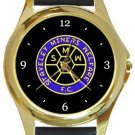 Staveley Miners Welfare FC Gold Metal Watch