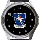 Hall Road Rangers FC Round Metal Watch