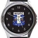 Winsford United FC Round Metal Watch