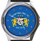 Athersley Rec FC Round Metal Watch