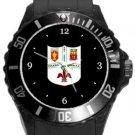 Coleshill Town FC Plastic Sport Watch In Black