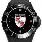 Shildon AFC Plastic Sport Watch In Black