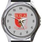 Sunderland RCA FC Round Metal Watch