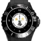 West Auckland Town FC Plastic Sport Watch In Black