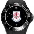 Seaham Red Star FC Plastic Sport Watch In Black