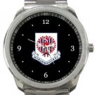 Seaham Red Star FC Sport Metal Watch