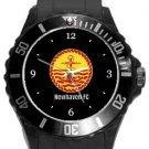 Newhaven FC Plastic Sport Watch In Black