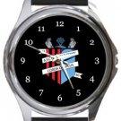 AFC Uckfield Town Round Metal Watch