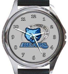 Broadbridge Heath FC Round Metal Watch